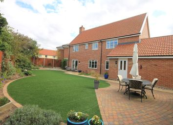 Thumbnail 5 bedroom detached house for sale in Mill Road, Greenway Lane, Wells-Next-The-Sea