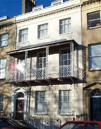 Thumbnail 1 bed flat to rent in West Mall, Clifton, Bristol