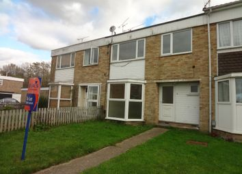 Thumbnail 4 bed terraced house to rent in Kefford Close, Horndean, Waterlooville