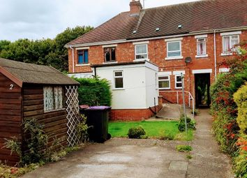 Thumbnail 3 bedroom terraced house for sale in West View Terrace, Madeley, Telford