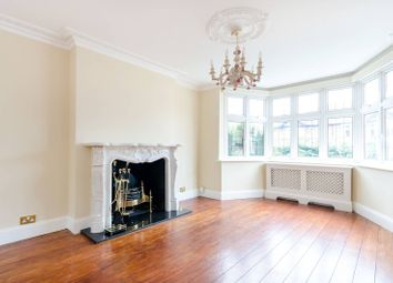 Thumbnail 4 bed detached house for sale in Cromford Way, New Malden