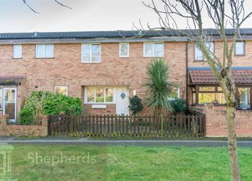Thumbnail 3 bed terraced house for sale in Brampton Close, Cheshunt, Hertfordshire