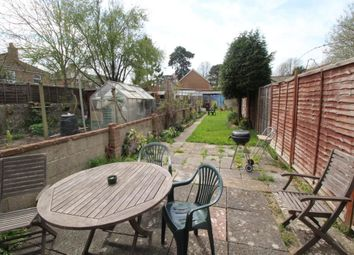 Thumbnail 3 bed terraced house for sale in Essex Road, Bognor Regis