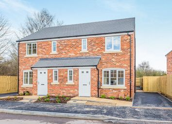 Thumbnail 3 bed semi-detached house for sale in Higher Green Road, Holmes Chapel, Crewe