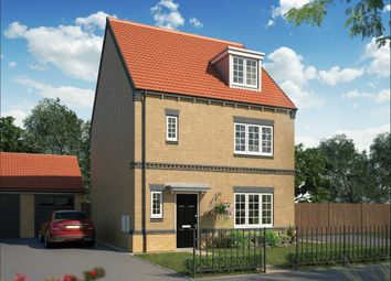 Thumbnail 4 bed detached house for sale in Yarm Road, Stockton-On-Tees