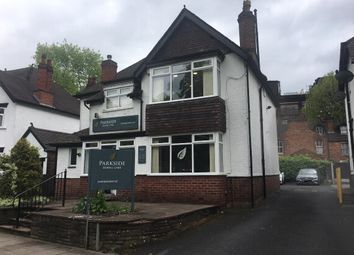 Thumbnail Office for sale in Park Road West, Wolverhampton