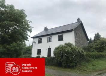 Thumbnail 3 bed detached house to rent in Evenjobb, Presteigne