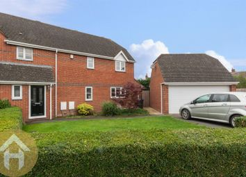 Thumbnail 4 bed semi-detached house for sale in The Meadows, Hook, 7