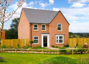"Thumbnail 4 bed detached house for sale in ""Holden"" at Barnsley Road, Flockton, Wakefield"