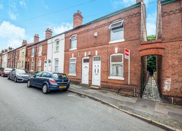 Thumbnail 2 bed terraced house for sale in Redhouse Street, Walsall