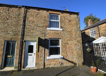 Thumbnail 1 bed terraced house for sale in Caledonia, Winlaton, Blaydon-On-Tyne