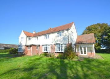 Thumbnail 3 bed detached house to rent in Boxford Road, Milden, Ipswich