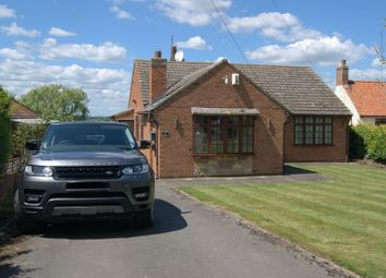 Thumbnail 3 bed detached bungalow for sale in Church Street, Foston, Grantham