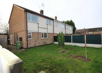 Thumbnail 3 bed end terrace house to rent in Birkdale Avenue, New Ollerton, Nottinghamshire