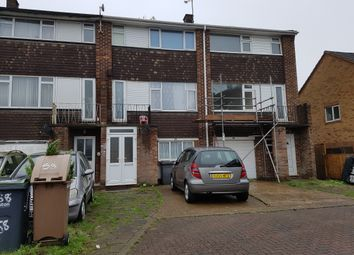 Thumbnail 3 bed town house for sale in Tenby Drive, Luton