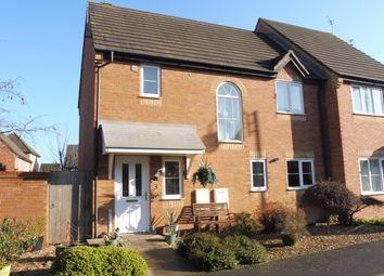 Thumbnail 3 bed property to rent in Puffin Lane, Hampton Vale, Peterborough