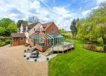 Thumbnail 4 bed semi-detached house for sale in Priory Cottages, Coopersale Lane, Theydon Garnon, Epping