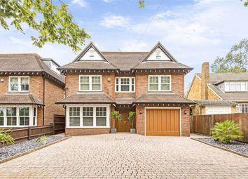 Barnet Road, Arkley, Hertfordshire EN5. 5 bed detached house