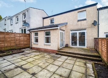 Thumbnail 3 bed terraced house for sale in Springfield Road, Cumbernauld, Glasgow