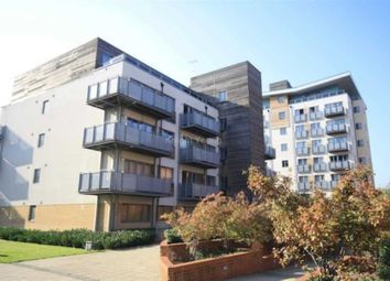 Thumbnail 1 bed flat for sale in Lapis Close, London