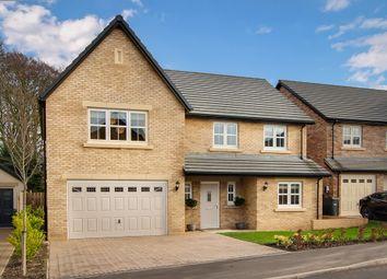 Thumbnail 5 bed detached house for sale in Langton Lane, Wrea Green, Preston