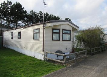 Thumbnail 2 bed mobile/park home for sale in Waterways, Reculver, Herne Bay