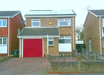 Thumbnail 4 bed detached house to rent in Aldcliffe Crescent, Balby, Doncaster