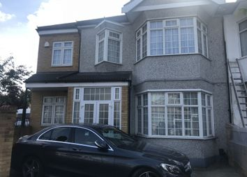 Thumbnail End terrace house for sale in Lancing Road, Ilford