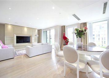 Thumbnail 4 bedroom property for sale in Ravensbourne Apartments, Fulham Riverside, London