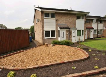 Thumbnail 2 bed town house to rent in Armstrong Close, Locking Stumps, Warrington