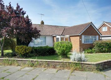 Thumbnail 2 bed detached bungalow for sale in Carnforth Road, Sompting, Lancing