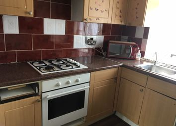 Thumbnail 1 bed flat to rent in Brent Road, Southall