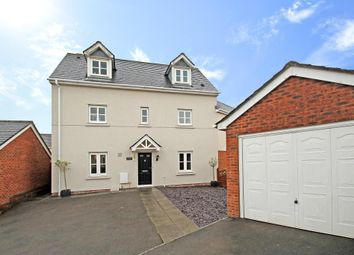 Thumbnail 4 bed link-detached house for sale in Lakeside Way, Nantyglo, Brynmawr, Blaenau Gwent