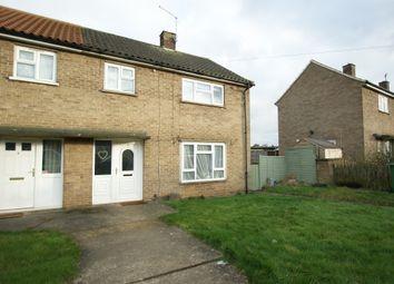 Thumbnail 3 bedroom end terrace house for sale in Branston Road, Uppingham, Oakham