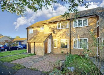 Thumbnail 3 bed terraced house for sale in Edinburgh Drive, St. Ives, Cambridgeshire.