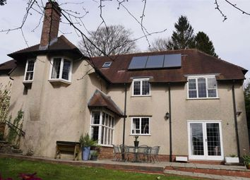 Thumbnail 5 bed detached house for sale in Parc Wern Road, Sketty, Swansea