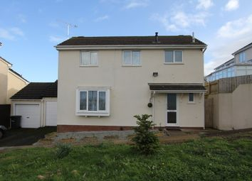 Thumbnail 3 bed link-detached house for sale in Exe Hill, Torquay