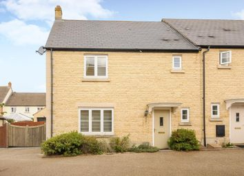 Thumbnail 3 bed semi-detached house to rent in Woodlands Close, Carterton