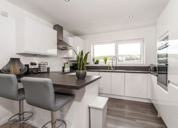 Thumbnail 2 bed flat for sale in Causeway View, Plymouth
