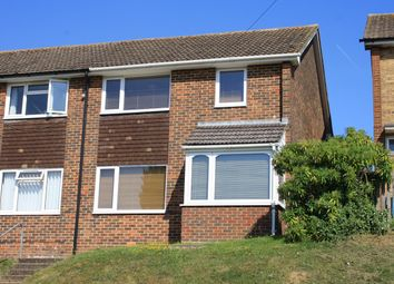 Thumbnail 3 bedroom semi-detached house for sale in Martyns Way, Bexhill-On-Sea