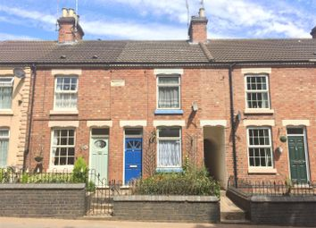 Thumbnail 2 bedroom terraced house for sale in Forest Road, Burton-On-Trent