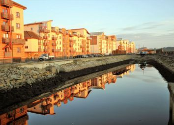 Thumbnail 3 bed flat for sale in 23 Donnini Court, Ayr