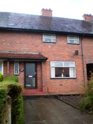 Thumbnail 2 bed terraced house to rent in Victory Crescent, Cheadle