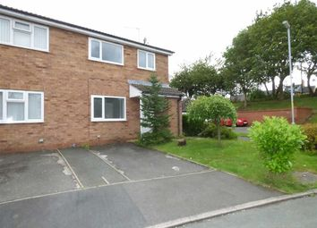 Thumbnail 3 bed semi-detached house for sale in Bridge Close, Bignall End, Stoke-On-Trent
