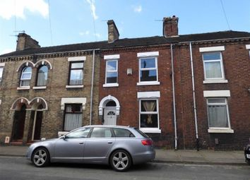 Thumbnail 3 bed terraced house for sale in Brunswick Place, Hanley, Stoke-On-Trent