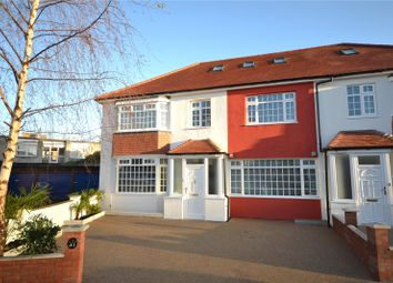 Thumbnail 5 bedroom semi-detached house for sale in Rectory Gardens, Crouch End, London
