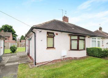 Thumbnail 1 bed bungalow for sale in Eskrett Street, Hednesford, Cannock
