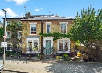 Thumbnail 5 bedroom end terrace house for sale in St John's Hill Grove, Battersea, London