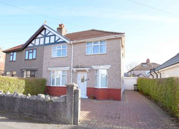 Thumbnail 3 bed semi-detached house for sale in Sulby Grove, Morecambe