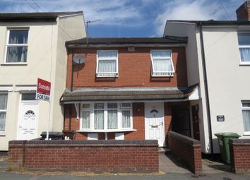 Thumbnail 3 bed terraced house for sale in Knox Road, Blakenhall, Wolverhampton